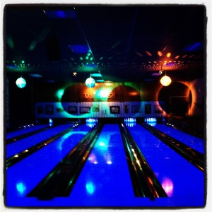 The Roof och bowling.
